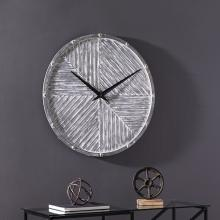 Serrenddon Round Hanging Wall Clock