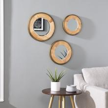Lystran Decorative 3pc Mirror Set