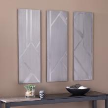 Glazenbury Decorative Wall Panels - 3pc Set