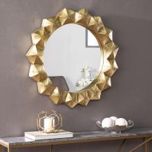 Orivesi Round Decorative Mirror