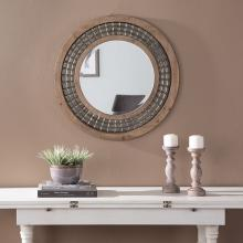 Arajuno Round Decorative Mirror