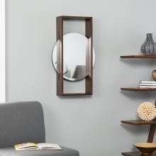 Winsford Contemporary Mirrored Wall DÈcor