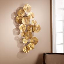 Aura Abstract Wall Sculpture