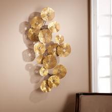 Aura Abstract Wall Sculpture