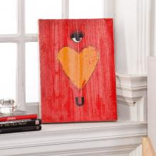 Holly & Martin Swoon Wall Panel - Eye Heart U