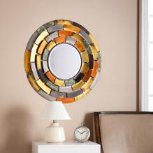Baroda Round Decorative Mirror
