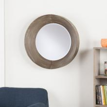 Holly & Martin Wushu Round Metal Mirror
