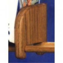 Optional Wood Shed Rack Divider