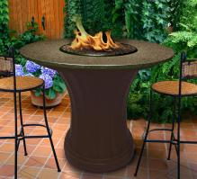 Rodeo Fire Pit Table