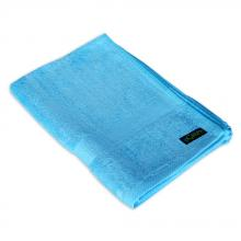 Bamboo Bath Towel, Coastal Blue